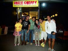 Angelo the Explorer: Excellent Food at Uncle Cheffy Restaurant!