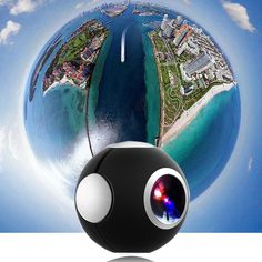 Check Price Podofo 360 Camera Panoramic Mini Camera 360 HD Wide Dual Lens Fish Eye VR Video Camera for Android Sport Action Camera TypeC Vr Camera, Video Camera, Android Camera, Cyber Monday, Angles Images, Types Of Cameras, Camera Accessories, Cool Photos