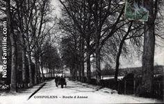 Route d'Ansac
