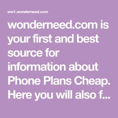 wonderneed.com is your first and best source for information about Phone Plans Cheap. Here you will also find topics relating to issues of general interest. We hope you find what you are looking for! Easy Shot Recipes, Easy Shots, Phone Plans, How To Plan, Website, Easy Keto Recipes