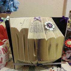 Mum Book Folding Pattern by CraftyHana on Etsy £2.50