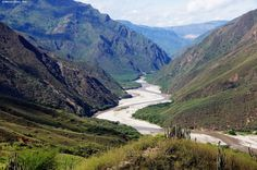 canyon of chicamocha - Google Search