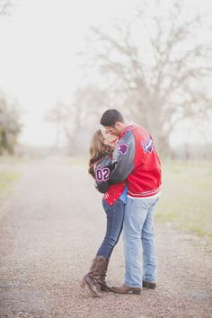 Pick something that's special to you! This was perfect for this couple because they were in high school together and 10 years later they reconnected and got engaged!