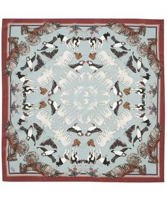 Wonderfully Welsh Silk Scarf, Silken Favours. Shop more from the Silken Favours collection at Liberty.co.uk