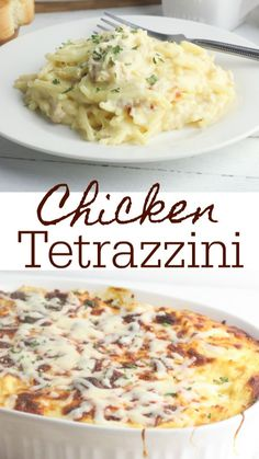 Great Chicken Recipes, Easy Pasta Recipes, Crockpot Recipes, Cooking Recipes, Pasta Dishes, Food Dishes, Main Dishes, Chicken Casserole, Casserole Recipes