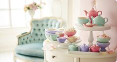 Le Creuset- French Pastel