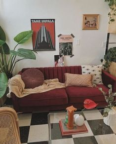 43 new ideas for apartment vintage modern couch #apartment