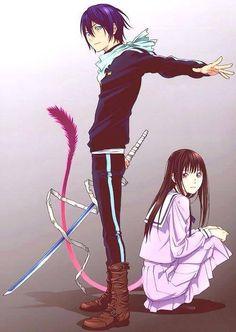 Yato et Hiyuri ♥