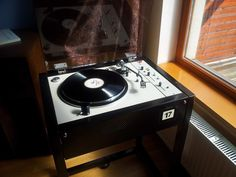 MECHLABOR SL101 highend studio broadcasting turntable without EMT TSD15