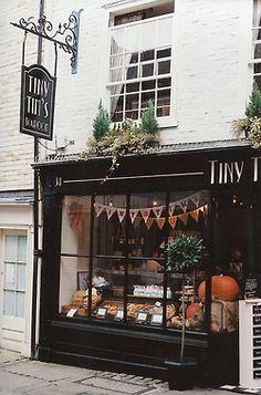 Tiny Tim's Tearoom ~ Canterbury, England