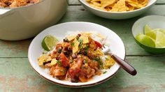 This versatile one-pot dinner is tasty on its own, over rice, or tucked in a tortilla.