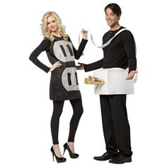 Plug and Socket Halloween Costumes