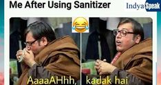 Me After Using Sanitizer Latest Funny Jokes, Very Funny Jokes, Funny Jokes For Adults, Really Funny Memes, Crazy Funny Memes, Stupid Memes, Funny Relatable Memes, Haha Funny, Top Funny