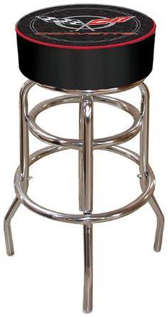 MidMod Designs JA-EAMS-BS-PK Mid-Century Modern Barstool
