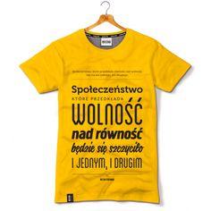 Koszulka wolnościowa