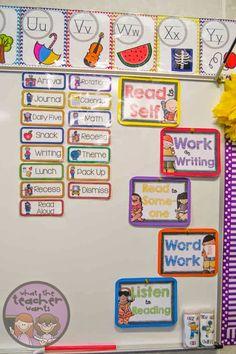 What the Teacher Wants!: Rachelle's Classroom Reveal