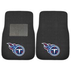 Tennessee Titans Carpet Floor Mats