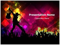 62 best entertainment powerpoint templates backgrounds images on rock concert abstract powerpoint template is one of the best powerpoint templates by editabletemplates toneelgroepblik Gallery