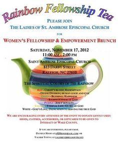 Church tea party themes church tea party program ideas