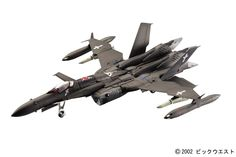 SV 51 Ivanov Variable Fighter (Macross Zero)