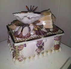 Seashell box
