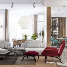 Architecture & Design studio Outdoor Furniture Sets, Outdoor Decor, Modern Living, Architecture Design, Accent Chairs, Living Room, Interior Design, Studio, Spring