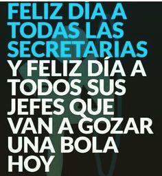Feliz #día de la #secretaria  #venezuela