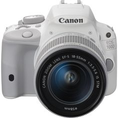 Visit Canon for Canon EOS 100D + Objectif 18-55mm IS STM Blanc and share with all your friends.