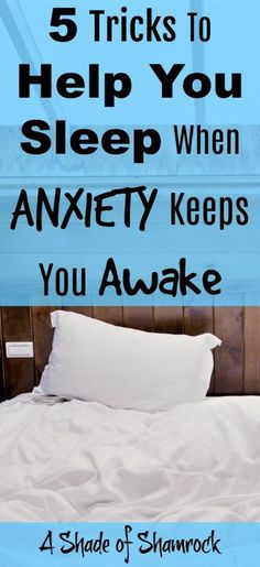 5 Tricks To Help You Sleep When Anxiety Keeps You Awake Anxiety Tips, Social Anxiety, Anxiety Relief, Stress And Anxiety, Stress Relief, Calming Anxiety, Anxiety Quotes