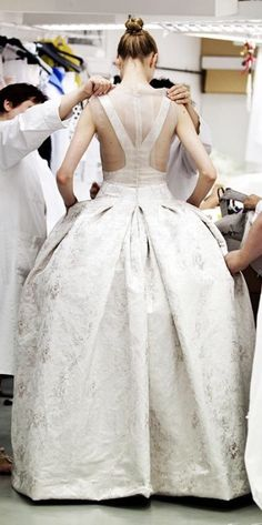 Christian Dior | Fall 2014 Couture Collection