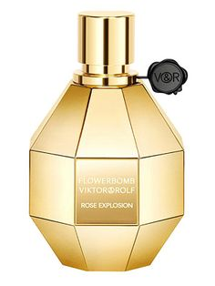 Flowerbomb Rose Explosion Viktor&Rolf perfume - a new fragrance for women 2013