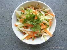 Guest Post by Cat - Citrus Slaw - The Paleo Mom