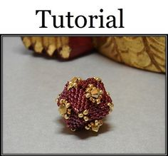 Tutorial for Pillow Beads. $7.00, via Etsy.