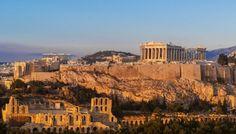 Die Wiege Europas entdecken Die griechische Hauptstadt ist vor allem für sein einmaliges kulturelles Erbe bekannt. Diverse Antike bauten wie das Parthenon der Akropolis schmücken bis heute die Metropole.