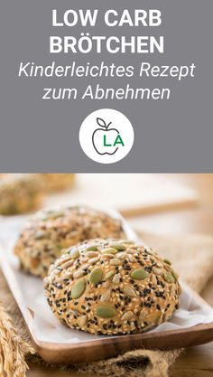 Fluffy low carb buns - slimming recipe - This low carb bun recipe is perfect fo. - Fluffy low carb buns – slimming recipe – This low carb bun recipe is perfect for anyone who wa - Low Carb Buns, Low Carb Pizza, Low Carb Diet, Slimming Recipes, Low Carb Recipes, Diet Recipes, Healthy Recipes, Healthy Eating Tips, Healthy Baking