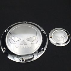57.33$  Buy now - http://aliy1q.shopchina.info/go.php?t=32755946821 - Aftermarket Skull Engine Derby Timer Cover For For Harley Davidson XL1200C Sportster 883 XL 1200X Forty-Eight Seventy Two Roadst  #magazineonlinewebsite #harleydavidsonsportsterseventytwo