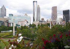 Metro Atlanta Chamber Rooftop Pavilion. Photos by Jack Parada Photography