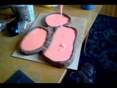 ▶ Making the Silicone Molds for Home Pewter Casting - YouTube