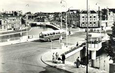 https://flic.kr/p/dKfNtE | Groningen Eeldersingel met Eendrachtsbrug ca. 1967
