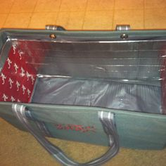 Thirty-one utility tote liner