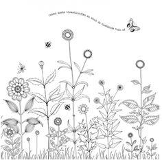 Kleur en zoekboek: mijn geheime tuin
