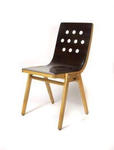Roland Rainer: Stadthalle Chair. [1956]