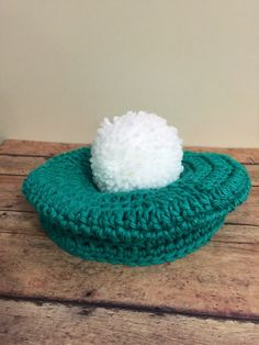 A personal favorite from my Etsy shop https://www.etsy.com/listing/227947048/golf-caphat