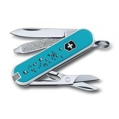 Victorinox Classic SD Blob Swiss Army Knife - Victorinox from SwissArmy365 UK