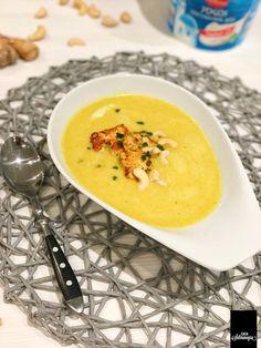 Blumenkohl-Joghurt-Suppe