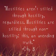 #love #forgiveness #hostility #kindness #truth