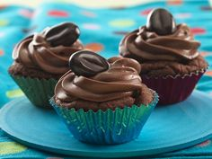 Ultimate Chocolate-Cappuccino Cookie Cups.  Mix it Up With Betty Cookie Contest finalist.