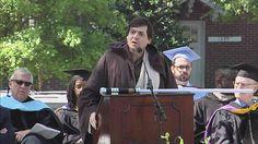 Commencement Address - Dan Ariely, James B. Duke Professor of Psychology and Behavioral Economics at Duke University