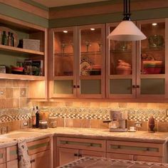 Cheap Kitchen Lighting Fixtures Recessed Lighting The Family Handyman How To Install Under Cabinet Lighting In Your Kitchen Cost Of Kitchen Cabinets, Painting Kitchen Cabinets, Kitchen Lighting Fixtures, Cabinet Furniture, Kitchen Reviews, Kitchen Under Cabinet Lighting, Cabinet Lighting, Diy Kitchen, Kitchen Design