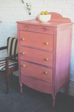 dresser / by Knack Studios / Miss Mustard Seed's Milk Paint